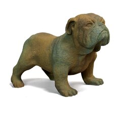 Animals Little Bulldog Statue
