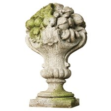 Manor Fruit Basket Statue