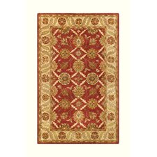 Golden Rust/Beige Rug