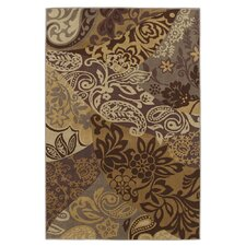 Cambridge Paisley Patchwork Rug