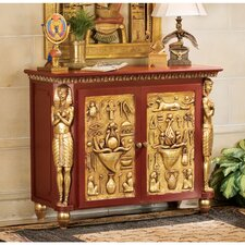 Palace of Ramses Egyptian Console Table