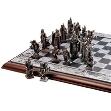 Mystical Legends Chess Set