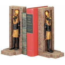 Horus Sculptural Bookend (Set of 2)