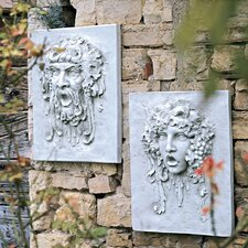 Italian-style Wall Sculptures Large Scale Set