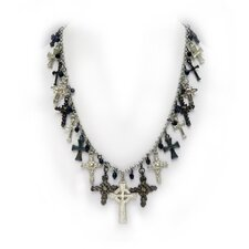 Crosses of History Necklace