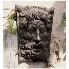 The Rotherfield Pub Greenman Cast Iron Wall Décor