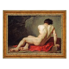 Patrocles, 1780 Replica Painting Canvas Art