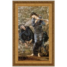 The Beguiling of Merlin, 1874 Replica Painting Canvas Art