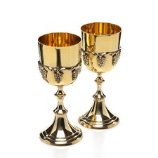 Grape Harvest Goblet (Set of 2)