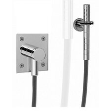 Gyro Wall Mount Shower Faucet Trim