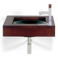 Antonio Miro Iroko Wall Mount Bathroom Sink