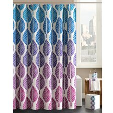 Central Park Microfiber 13 Piece Shower Curtain Set