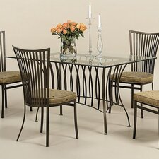 Phoenix 5 Piece Counter Height Dining Set