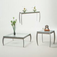 Talon Square Coffee Table Set