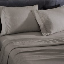 Linen 4 Piece Sheet Set