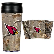 NFL Open Field Travel Tumbler