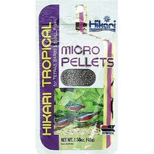 Tropical Micro Pellet Fish Food