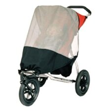 Mountain Buggy Urban Single Jogger Stroller Sun, Wind, and Insect Cover