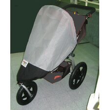 BOB Revolution CE 2011 Single Stroller Sun Wind and Insect Cover