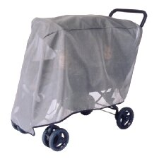 Peg Perego Tender and Duette SW Twin Tandem Stroller Sun, Wind and Insect Cover