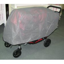 Kolcraft Contours Options/Optima & Universal Express Rider Tandem Stroller Sun, Wind and Insect