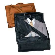 Carry-On Top Grain Leather Suiter
