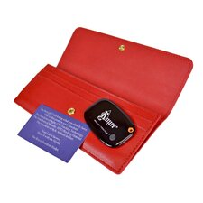 Freedom Women's Wallet with Bluetooth Tracker