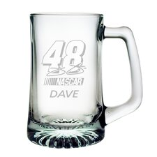 Nascar Individual 15 oz. Sport Mug, Jimmie Johnson with personalization
