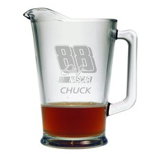 Nascar Individual 60 oz. Pitcher, Dale Earnhardt Jr with personalization