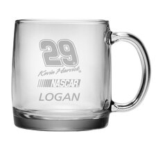 Nascar Kevin Harvick 13 oz. Coffee Mug with Personalization