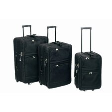 Magnum Expandable 3 Piece Luggage Set