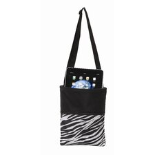 Zebra iPad Sling Bag