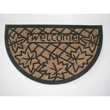 Tuffcor Panama Welcome Leaves Mat