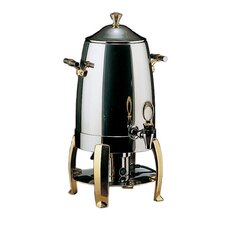 Odin 3 Gallon Coffee Urn with Brass Plated Legs