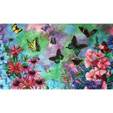 Butterflies Doormat