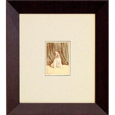 Puppy - Welcome Home (Mini) Framed Print