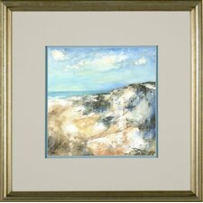 Coastal Vista 2 Mini Framed Print