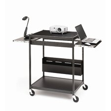 Mobile Multimedia Presentation Cart