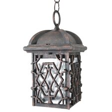 Americana Beddo Series 1 Light Hanging Lantern