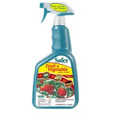 32 oz. Safer's Fruit and Vegetable Insect Killer