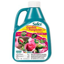 16 oz. Safer's Garden Concentrate Fungicide