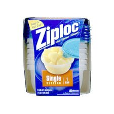Ziploc Single Serving Container (Set of 6)