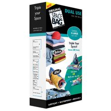Dual Use Large Storage Bags (Set of 3)