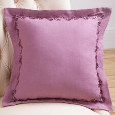 Daphne Decorative Pillow with Embroidery