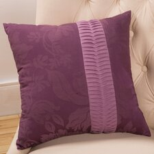 Daphne Decorative Pillow with Pleated Cord