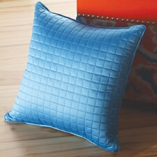 Ikat Decorative Pillow with Self Cord II