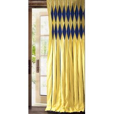 IT Linen Curtain Single Panel