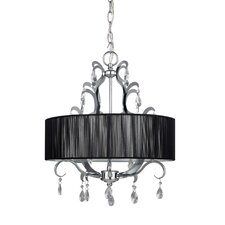 Crawford 4 Light Chandelier