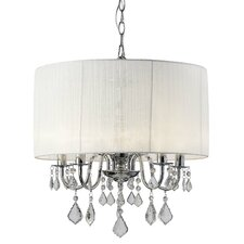 Sarah 5 Light Chandelier
