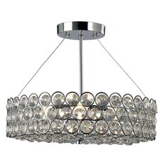 Alice 3 Light Semi-Flush Mount